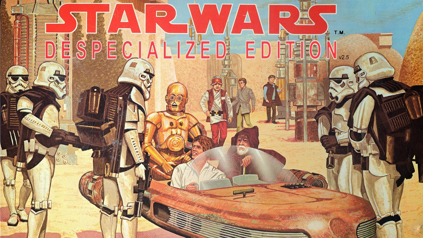 Fandom Despecialized: STAR WARS Fans And The Search for
