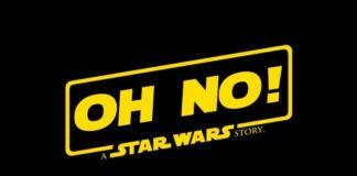 Star Wars Oh No logo