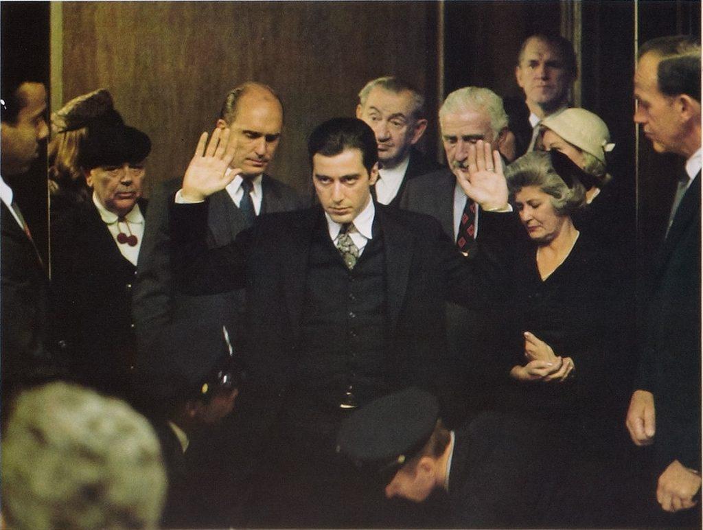 Al Pacino as Michael Corleone