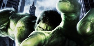 Ang Lee's The Hulk (2003) Poster