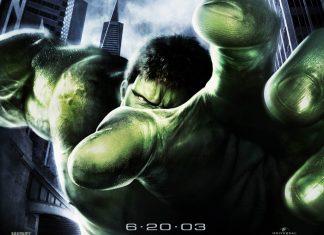 Ang Lee's The Hulk (2003) Poster
