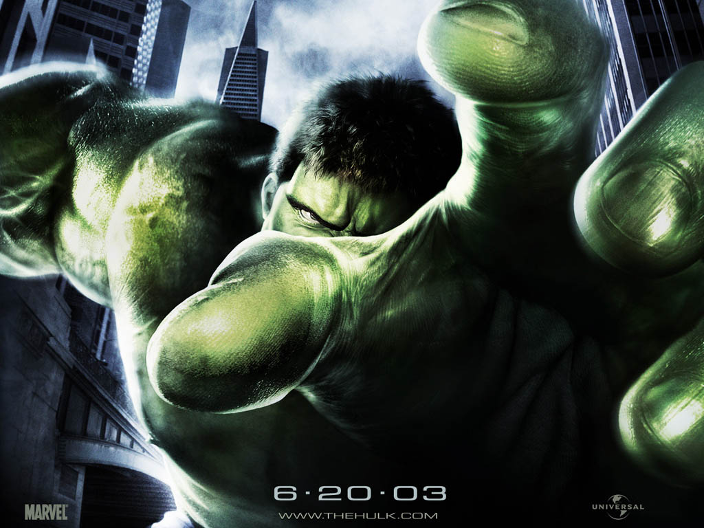 Hulk 2003 Review Its Not Easy Being Green Film Goblin