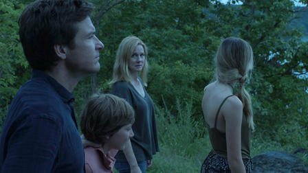 Jason Bateman and Laura Linney in Netflix' Ozark