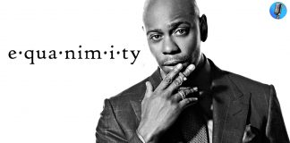 Dave Chappelle Equanimity title card