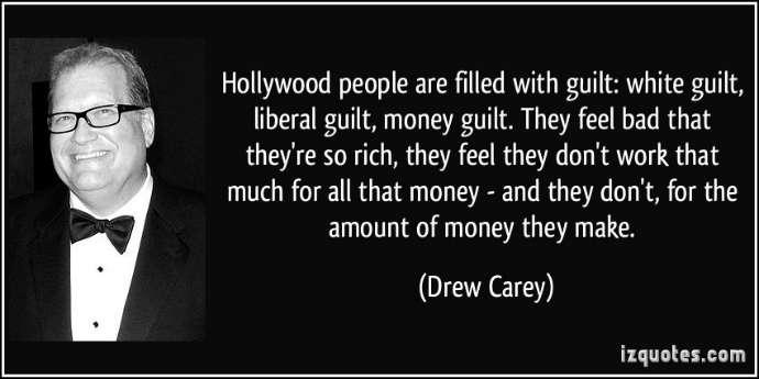 Photo of Drew Carey quote