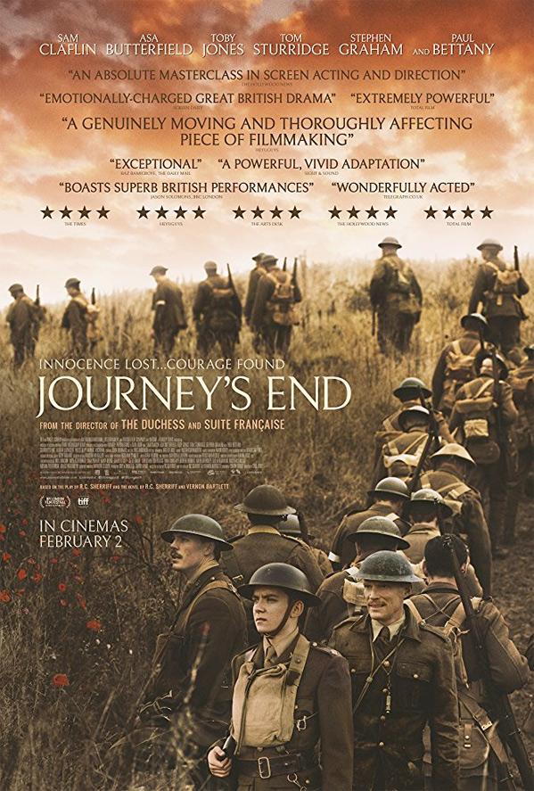 Journey´s End Poster 2018
