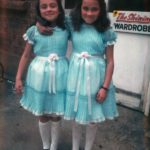 Lisa and Louise Burns, aka 'The Grady Twins'