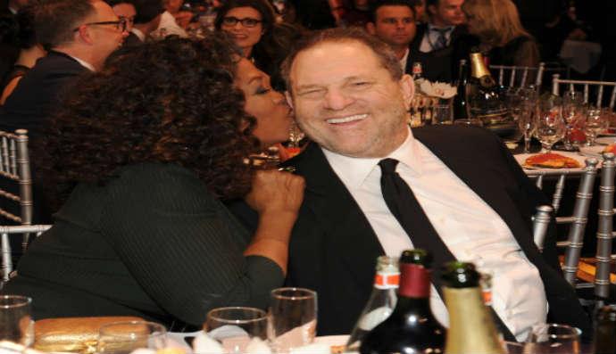 Oprah and Weinstein