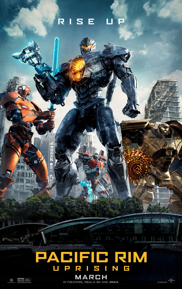Poster for Pacific Rim 2