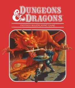 D&D Redbox Cover