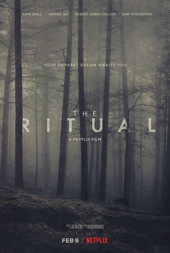 Official Poster For The Ritual