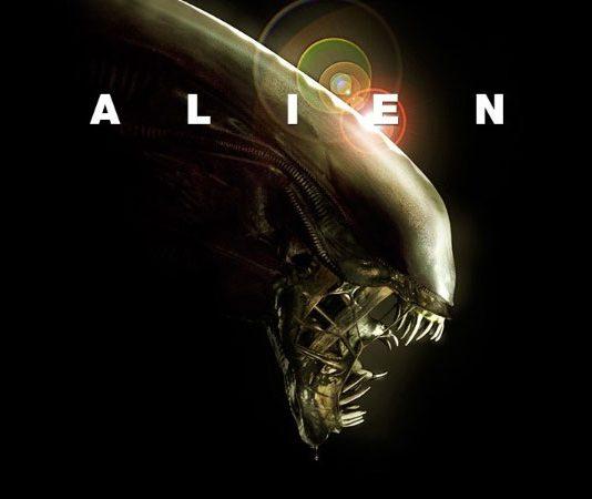 Alien From ALIEN Screeching