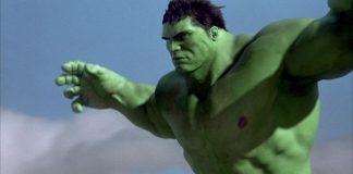 The Hulk Jumping in Ang Lee's Hulk