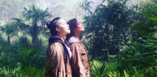 Photo from the trailer to Alex Garland's Annihilation