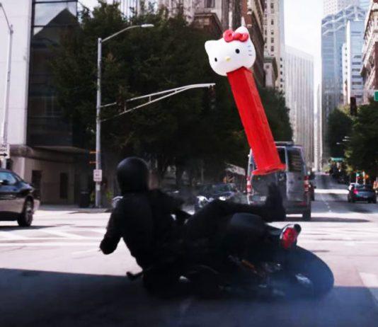 ANTMAN & WASP Hello Kitty Pez Dispenser