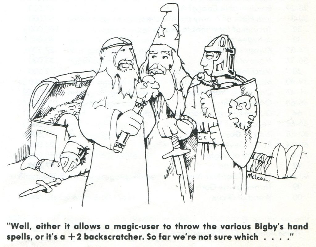 AD&D Drawing