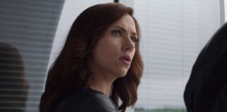 Black Widow Is Confused
