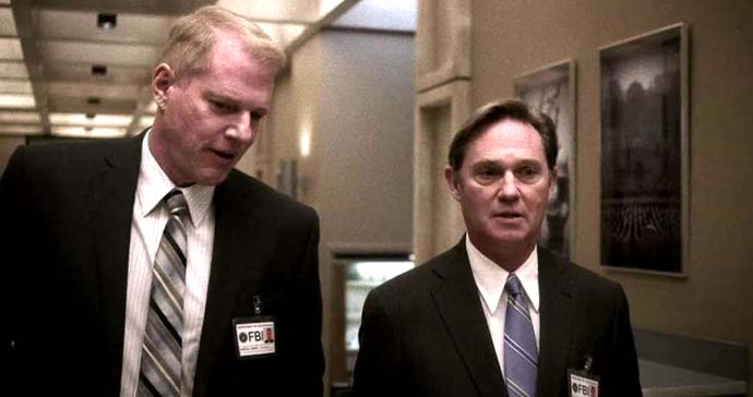 Stan Beeman and Frank Gadd on The Americans