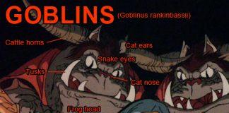 Goblins From THE HOBBIT Cartoon