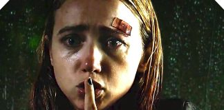 Zoe Kazan Wants You To Be Quiet In THE MONSTER
