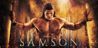 Samson (2018) film logo