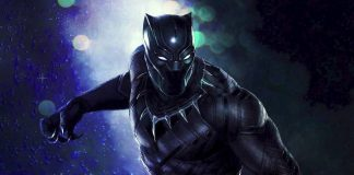 Illustration of MCU BLACK PANTHER