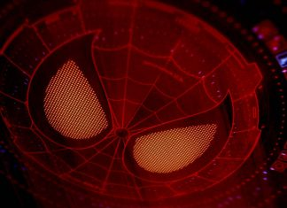 Spidey Signal From SPIDER-MAN: HOMECOMING By Perception Effects