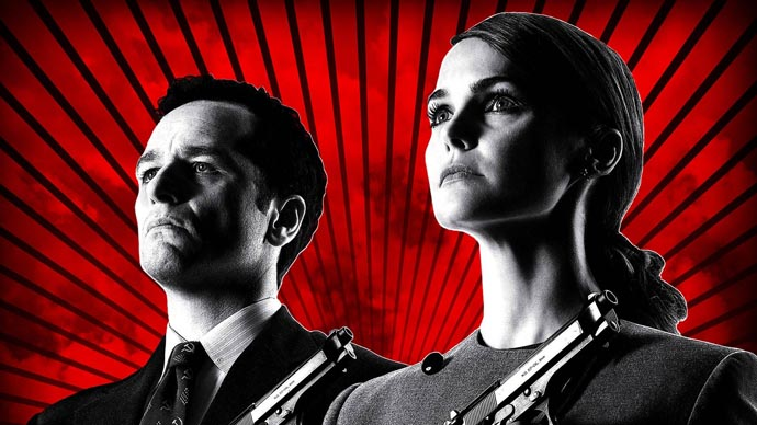 The Americans, Phillip and Elizabeth Jennings