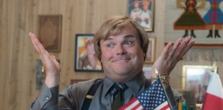 Jack Black Acts Silly In THE POLKA KING