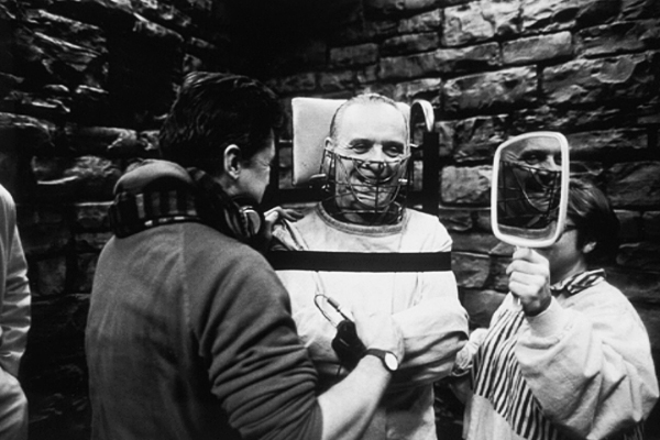 Silence of the Lambs BTS