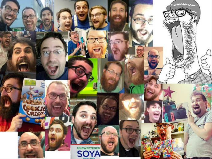 Soy Boys With Open Mouths For THE LAST JEDI