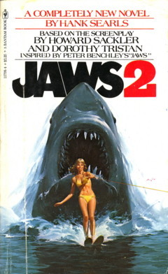 Jaws 2 Book