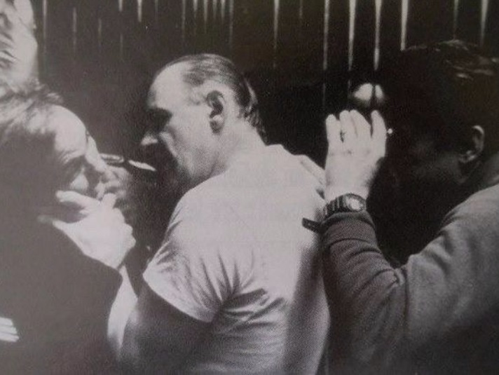 Silence of the lambs BTS 2