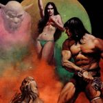 CONAN The Barbarian THE FREEBOOTER Cover