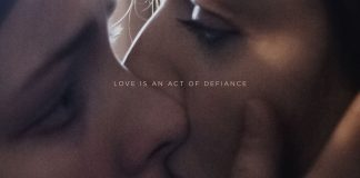 Rachel Wiezt and Rachel McAdams Kiss In DISOBEDIENCE