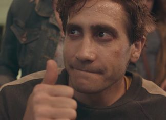 Photo of Jake Gyllenhaal in Stronger