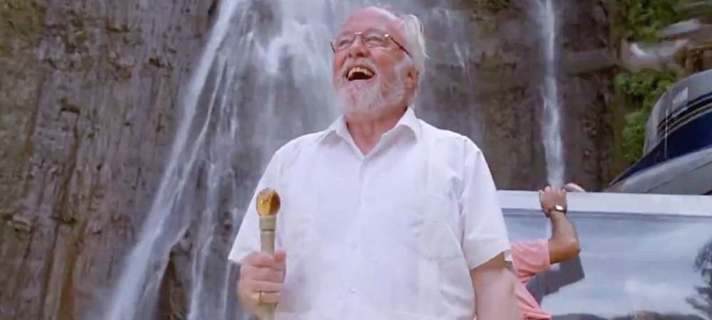 John Hammond is a happy man!