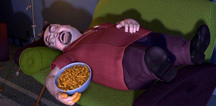 Flamin' Hot Cheetos Coma