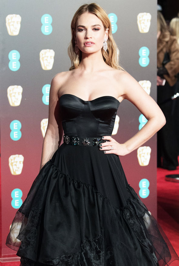 Lilly James
