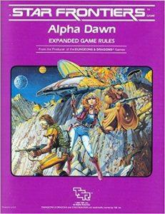 Alpha Dawn