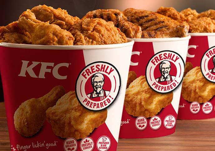 Kentucky Fried Chicken Oscars