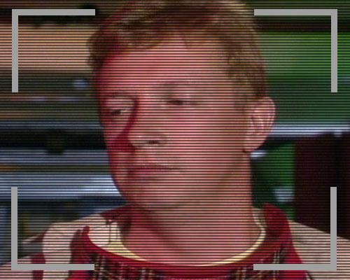 Mark Williams in Red Dwarf