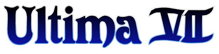 Ultima 7 Black Gate Logo