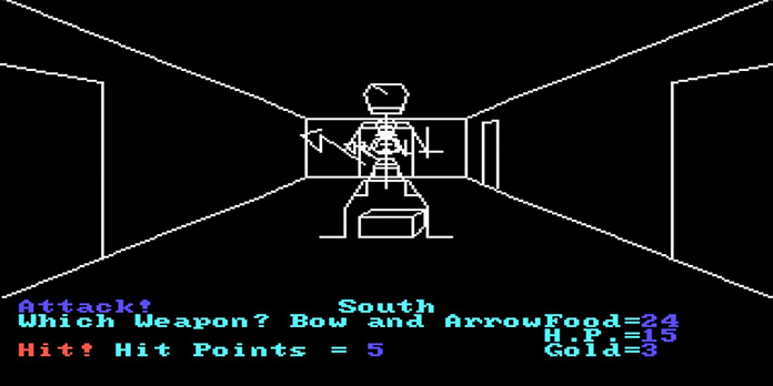 Ultima computer role-playing Akalabeth
