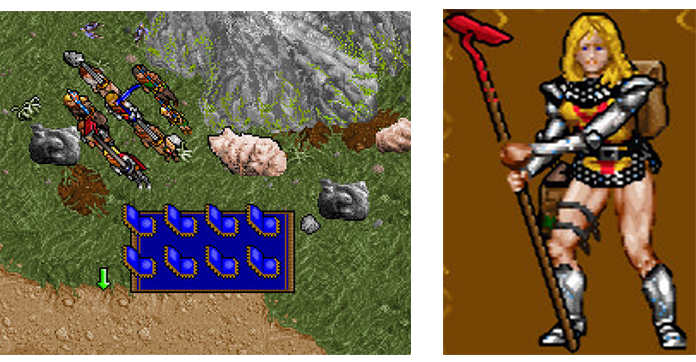 Ultima magic carpet hoe of destruction