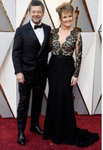 Andy Serkis Oscar fashion