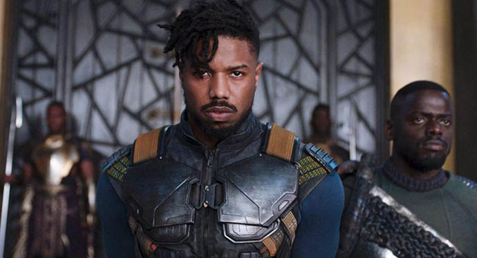 Killmonger Black Panther A Wrinkle In Time