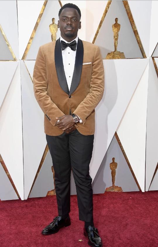 Daniel Kaluuya oscar fashion