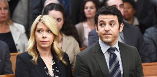 Fred Savage Goes To Real Court