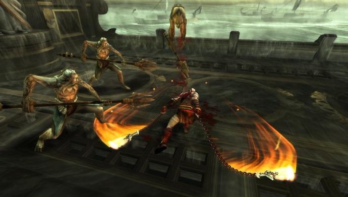GOD OF WAR: Sony's God Killer Arrives on the PS4 ⋆ Film Goblin